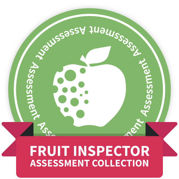 Fruit inspector Assessment Collection