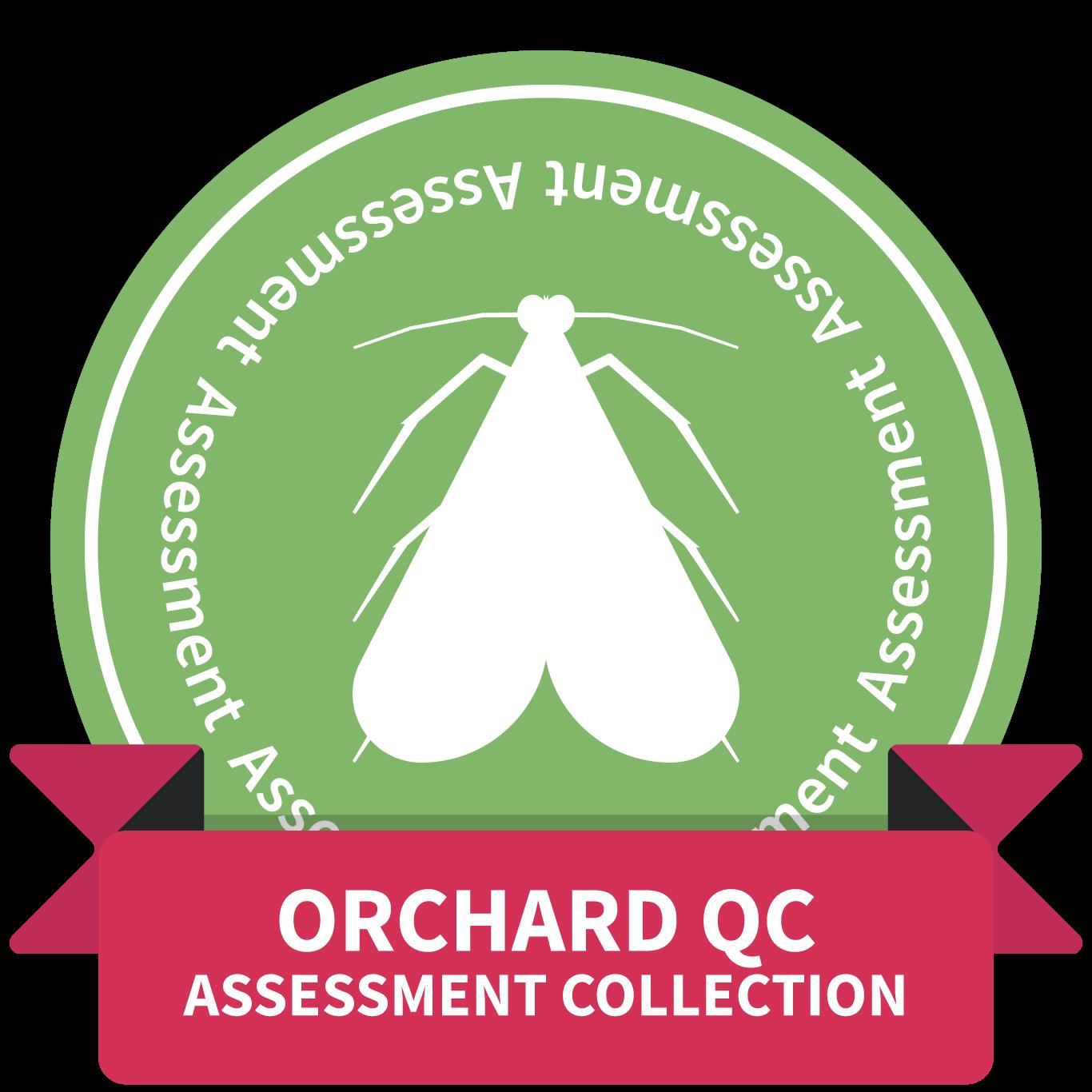 Orchard QC: Codling moth badges